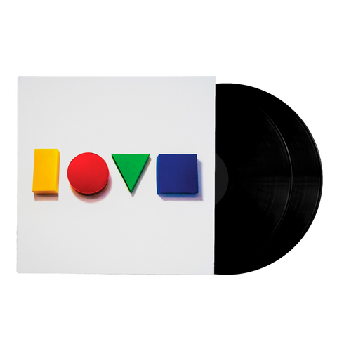 Love Is A Four Letter Word Double LP