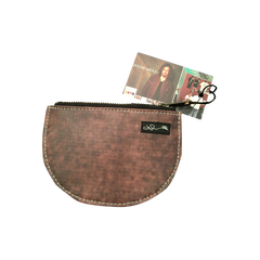 Rareform Half Moon Coin Pouch - Jason Mraz