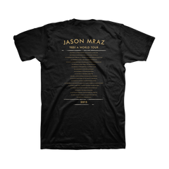 2015 Tour T-Shirt - Jason Mraz