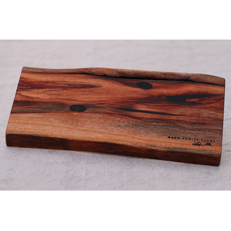 Avocado Wood Charcuterie Board - Jason Mraz