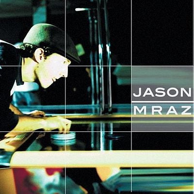 Live and Acoustic CD - Jason Mraz