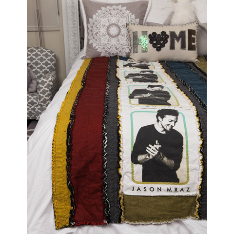Teen Lovers Tee Blanket