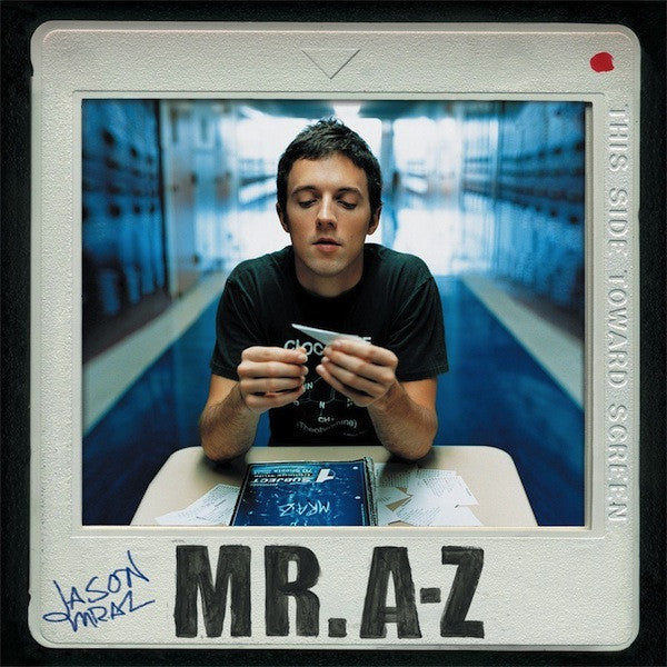 Mr. A-Z CD - Jason Mraz