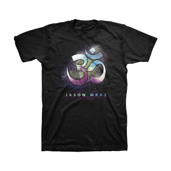 Om Men's T-Shirt - Jason Mraz