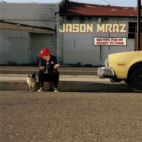 Waiting for My Rocket to Come CD - Jason Mraz