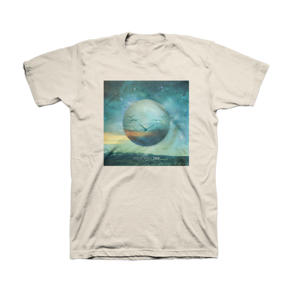 Yes! Album Cover Men's T-Shirt - Jason Mraz