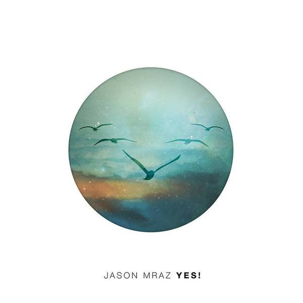 Yes! CD - Jason Mraz