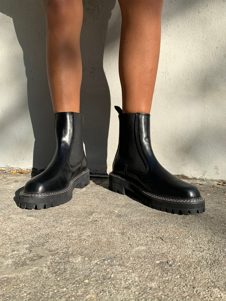 Mabel Boots Black