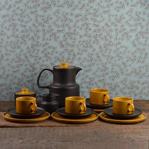 Mid Century 'Kopenhagen' Coffee Service for 4