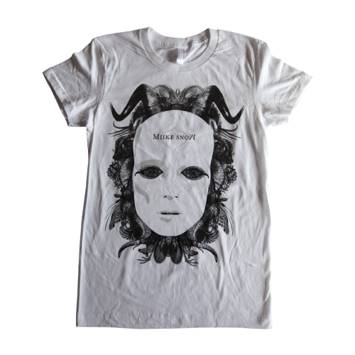 Mask Women's Shirt