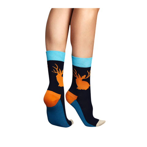 Colored Socks - Women's