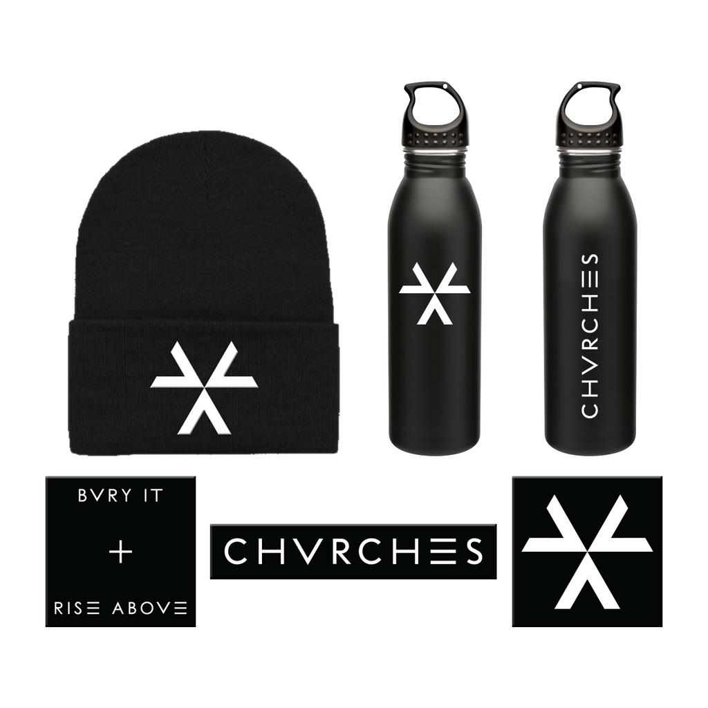 Accessory Bundle - Chvrches US