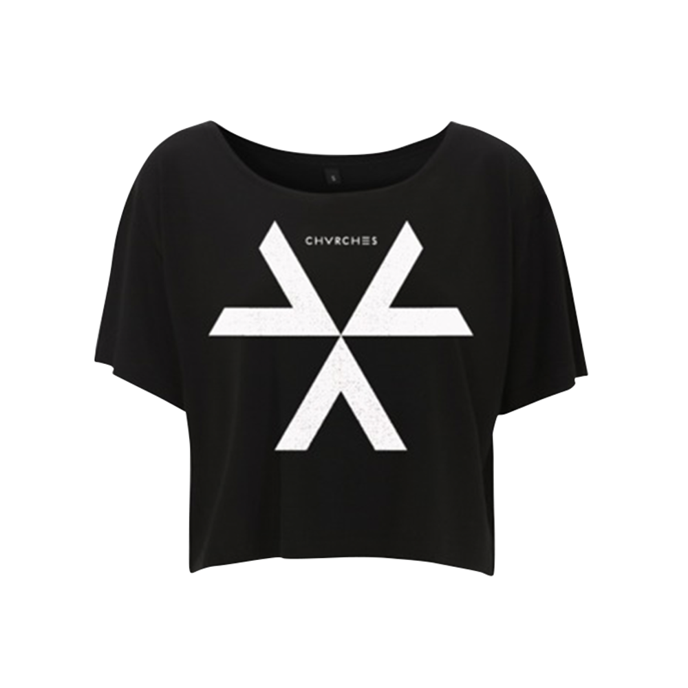 Recover Crop Top - Chvrches US   - 1