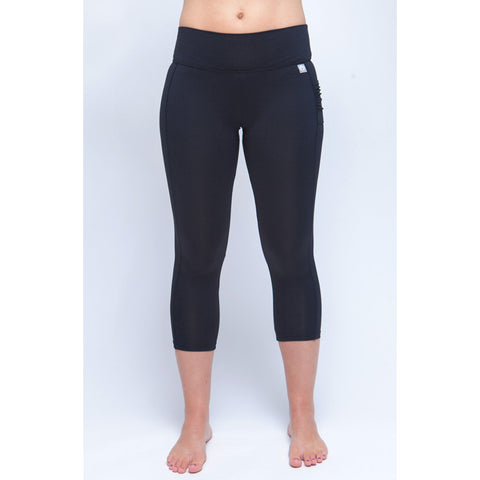 Ball Pocket Capri-Compression Fit