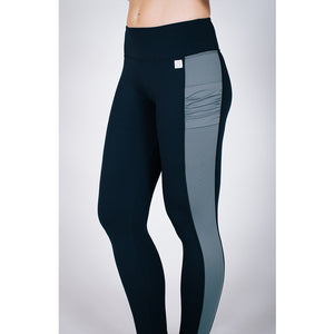 Sun Protection Legging - Blk/Char