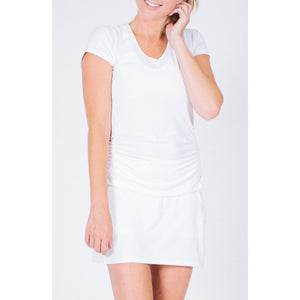 Handle Hider Short Sleeve Tee White