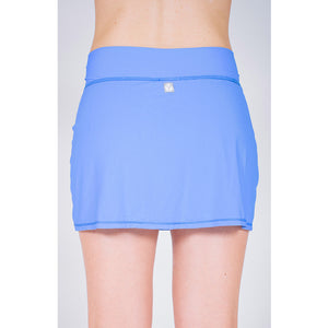 Cinch-up Skort  Lt Blue