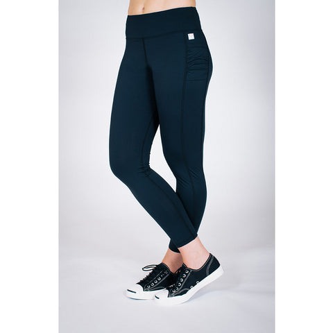 Sun Protection Legging - Black