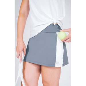 Pocket Skort - Navy