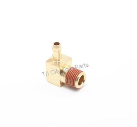 064-0056 Bleeder Elbow Powermate Air Compressor