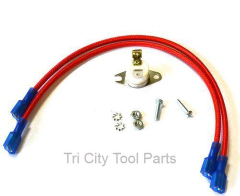 101732-02 Thermal Limit Switch LP Forced Air Heaters