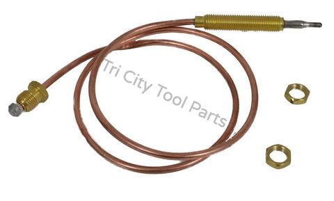 107374-01 Thermocouple  Master Reddy Desa LP Heater