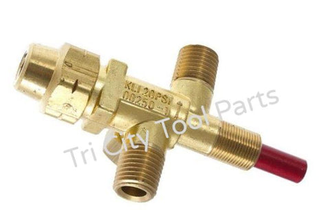 113871-01 / 7285NR TE Valve, GAS Heater  DESA , Reddy , Master , Remington