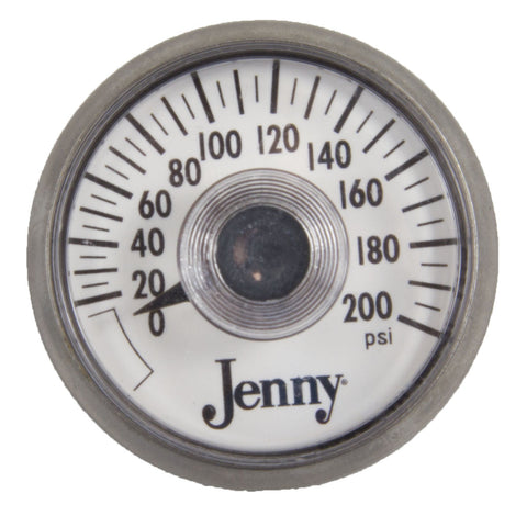 142-1003 Gauge Jenny Air Compressor Gauge 1.5