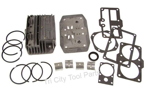 165-0264 Overhaul Kit 755H Air Compressor Pump Coleman / Sanborn