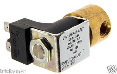 107643-01  Fuel Valve Solenoid  Reddy / Master / Desa  200K Kerosene Forced Air Heaters 105939-01