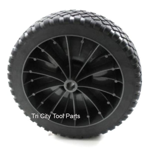 "242618-01 Wheel , 9"" Black & Decker Mower  CM1936 CMM1000 CMM1200"