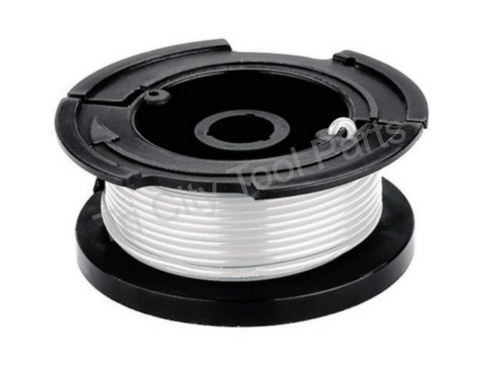 242885-01 GENUINE Black & Decker Trimmer Replacement Spool W/ Line  AF-100