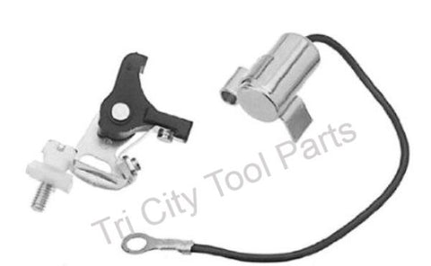 30547A / 30548B Tecumseh Replacement Ignition Points & Condenser