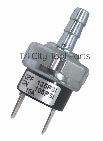 5140062-38 Pressure Switch  Hand Carry Air Compressor  Dewalt / Porter Cable