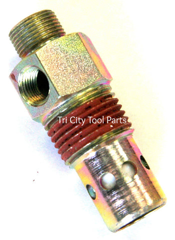031-0037 Check Valve , Air Compressor Power Mate /  Sanborn