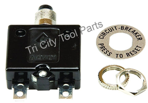 209872GS / 75207GS Circuit Breaker 20AMP  Briggs & Stratton / Generac Troy-Bilt *** GENUINE OEM Parts. ***