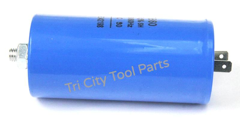 7819 Emglo Air Compressor Capacitor 60uF – Tri City Tool Parts, Inc