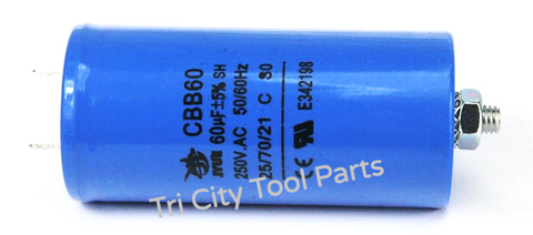 009200035F ROLAIR Air Compressor Capacitor  60uf