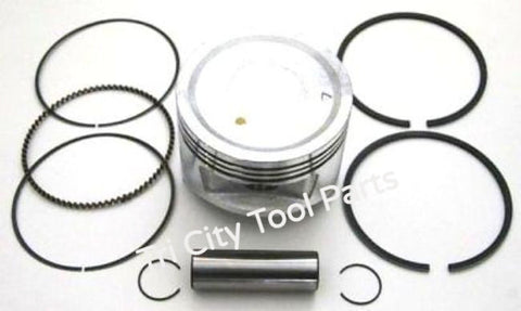 Honda GX240 Replacement Piston W/ Rings Replaces 13101-ZE2-010