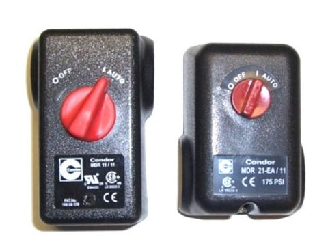 CW217800AV Condor Switch covers w/knob
