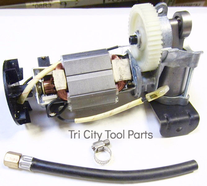FP060100AV Campbell Hausfeld Air Compressor Pump / Motor Assembly