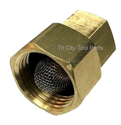"Pressure Washer Garden Hose Adaptor 1/2"" Female to GH"