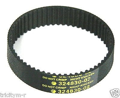 324830-02 Black & Decker / DeWALT  Planer Drive Belt  7696 Types 6 & 7 , KW715