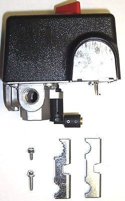 CW210400SJ  Air Compressor Pressure Switch Kit  135/100 PSI