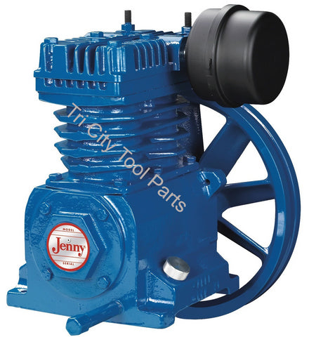 421-1101 Jenny  Air Compressor Pump /  Emglo K Pump