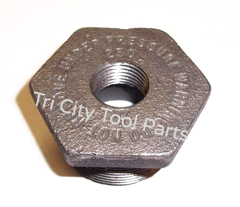 PG150006AV Air Compressor Tank Bushing  1-1/2