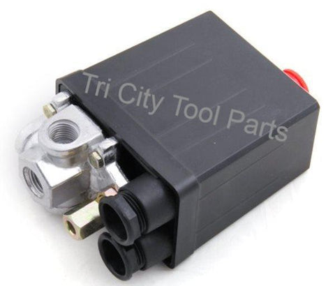 Air Compressor Universal Pressure Switch 95 /125 PSI  PS4PL