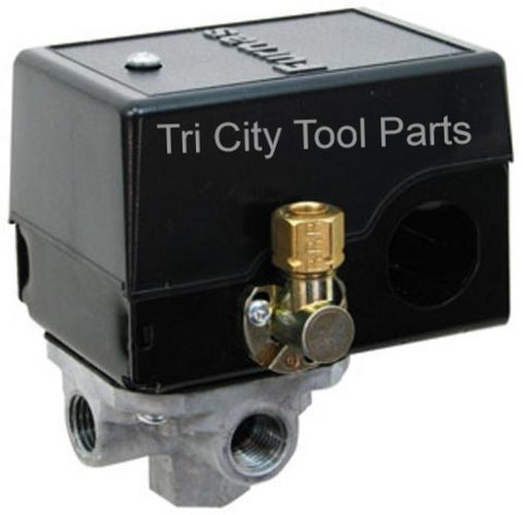 23474570 Ingersoll Rand Pressure Switch 175/140 PSI - 4 Port