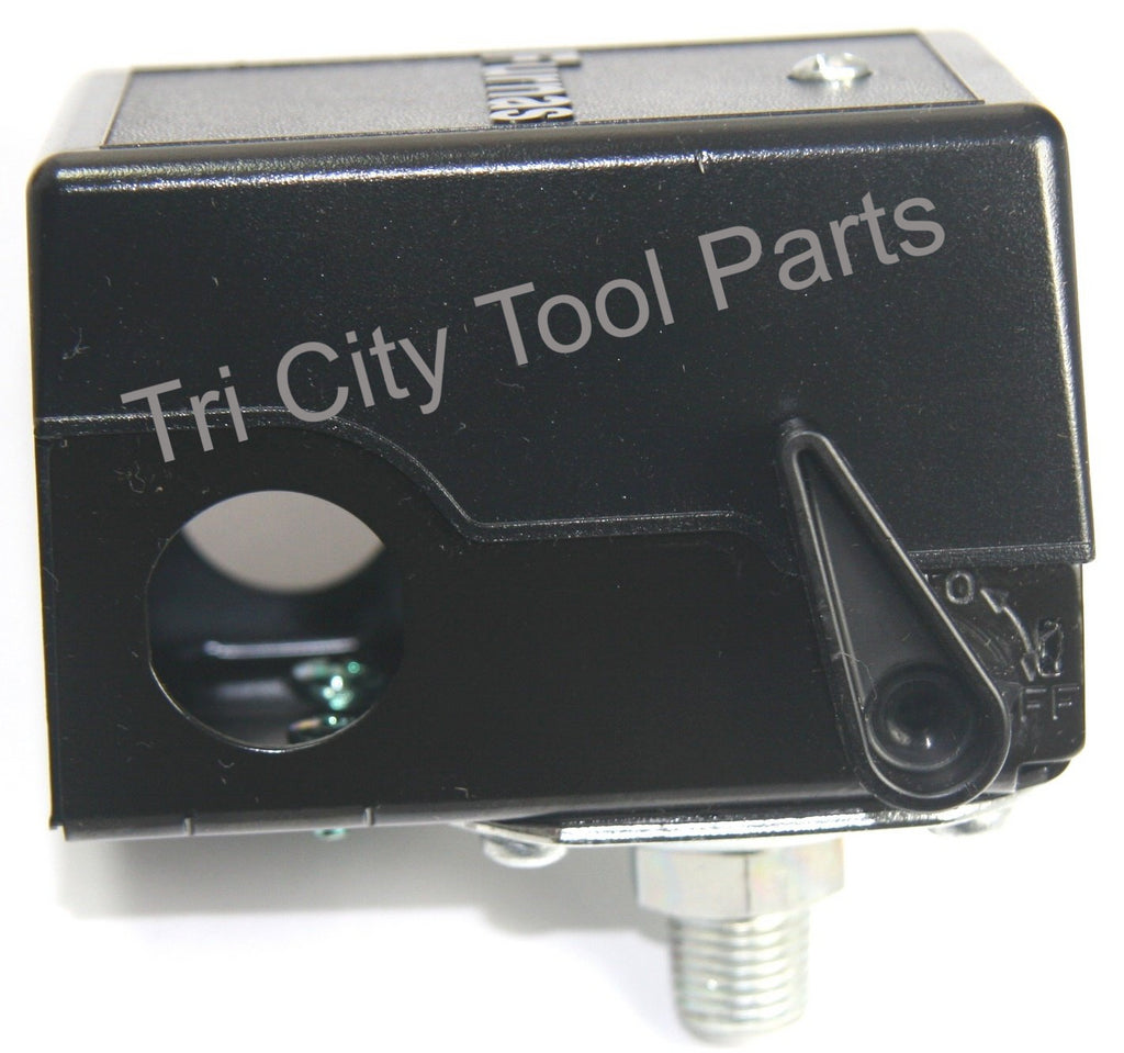 140 1074 01 Jenny Air Compressor Pressure Switch Tri City Tool For Diagram