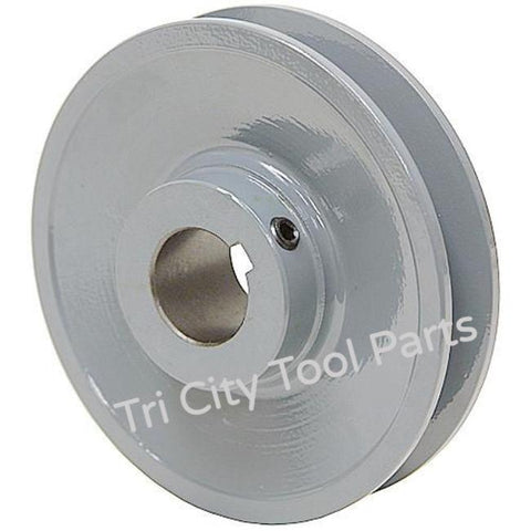 154-1018 Jenny Air Compressor Motor Drive Pulley  3.75